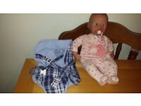 Baby Annabell Doll (by Zapf Creations)