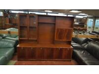Beautiful Display Buffet Cabinet In Great Condition