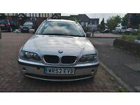 BMW 318i TOURING spares or repair
