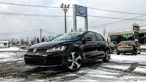 2015 Volkswagen Golf GTI 3-Door Autobahn * APR * 33300 KM !!