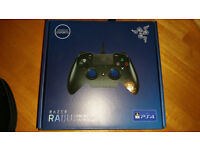 Razer Raiju professional gaming controller for PS4
