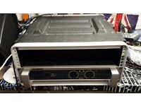 Yamaha P3500S Dual Channel 450W x 2 Power Amplifier (and Hard Gator Case)