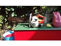 """Stihl 08 S Chainsaw. Working order. Good make and resilient tool. 20"""" Bar."""