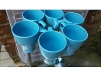 Turquoise ikea beakers new. Stalybridge or Horwich