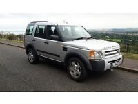2004 LAND ROVER DISCOVERY 3, 2.7 TDV6, 6 SPEED MANUAL , 7 SEATS