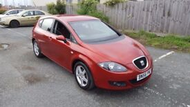 SEAT LEON 2.0 TDI SPORT REF 140 BHP | FULL S/H | NEW CAM BELT | LONG MOT