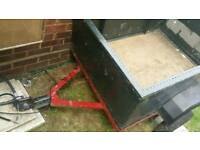Car trailer approx 4ft x 3ft