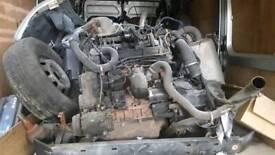 Citroen relay van engine 2.2tdci diesel 09