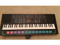 Yamaha PSS780 Portasound Music Station Keyboard. Excellent condition. Boxed with manual.
