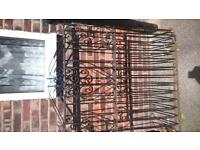 """used gates for drive width 45"""" height 51.5"""""""