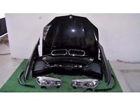 BMW X5 F15 ALL FRONT SET FULL LED M PAK. M Power. 3.0D. BMW X5 PARTS: engine, gearbox, seats, bumper