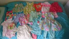 Brand new baby girls clothes bundle