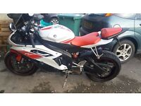 Yamaha R6 . Very good condition. New Mot when sold