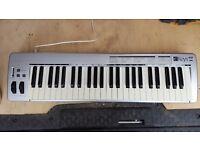 Evolution ekeys 49 MIDI keyboard usb