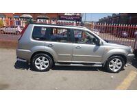 Nissan X trail 2004 diesel 2.2l