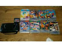 Sega game gear +games