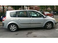 2005 Renault Grand Scenic 1.5 diesel 7-seater, Full service history