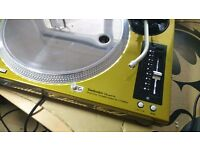 Technics SL-1200 SL-1210 MK2,3,4,5 Turntable, Professional Powder-Coating
