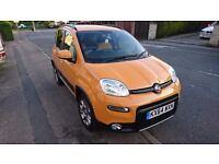 Fiat Panda 4x4, 2014 year, 0.9 twin air.