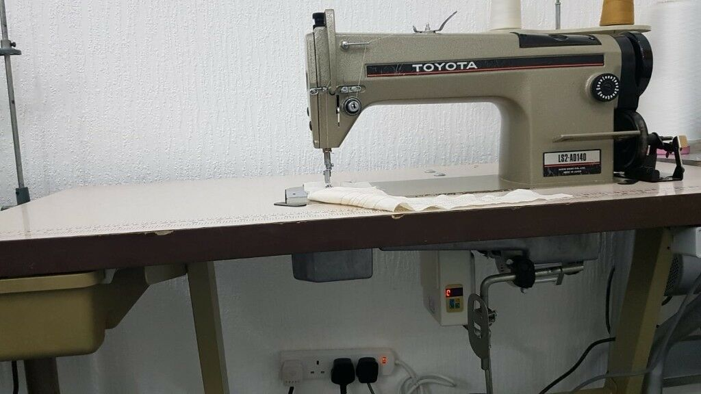 Industrial Sewing Machine Toyota Made In Japan In Sparkhill West Amazing Toyota Industrial Sewing Machine