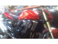 Kawasaki z1000 zr 1000 stunning bike