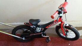 kids bike TREK 16