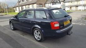 2004 Audi A4 1.9 TDI Avant Full Service History