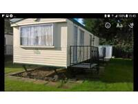 2BED 6BERTH HAPPY DAYS SOUTH CARAVAN TO LET