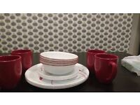 Corelle set - recently bought - Moving out sale