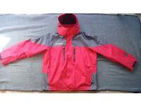 Columbia Jacket Waterproof / Windproof Mens Size Medium