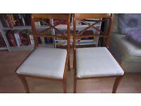 Dinningroom chairs