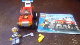 Lego City 7241