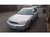 Ford Mondeo 2.0 Zetec - Spares and Repairs
