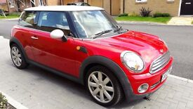 Mini Cooper 3d Red (Great Condition) 1.6 Automatic