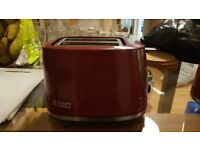 Toaster, Kettle, Coffee Machine, Sandwich Maker-all good condition