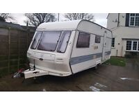 Coachman 1994 year 4 berth in good clean condition ideal for first caravan