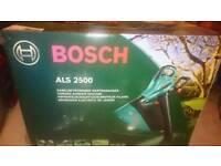 Bosch ALS 2500 GARDEN VAC BRAND NEW IN UNOPENED BOX