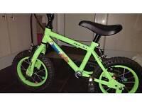 Marvin the monkey apollo kids first size bike