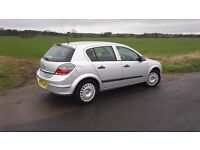 Astra 1.6 fsh57 plate last owner for 7 years