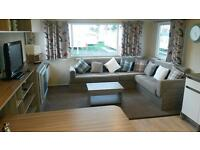 3 bedroom caravan at Seton Sands Holiday Village.
