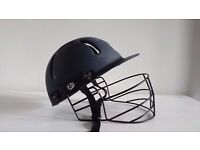 Childs Cricket Safety Helmet by SG Aero Shield size M