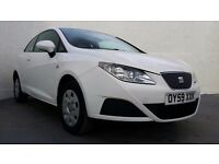 2009│ Seat │ Ibiza Ecomotive TDI 3dr │ ROAD TAX FREE │ 2 keeper│ 7 Months MOT│White