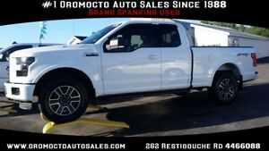 2015 Ford F-150 CREW,5.0,HEATED SEATS,REMOTE START