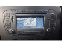 Ford focus,mondeo genuine satnav bluetooth radio