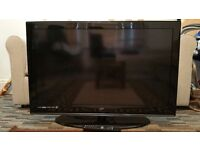 40 LCD Tv built in freeview hdmi ports with remote great condition can deliver