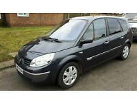 Renault grand scenic dynamique 7 seat