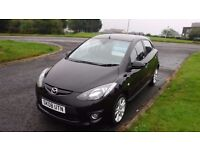 MAZDA 2 1.5 SPORT 2008,47,000mls,2 Owners,Alloys,Air Con,Cruise Control,Very Clean Condition