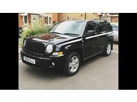 Jeep Patriot 2.2 CRD Limited Sport Plus Station Wagon 4x4 5dr