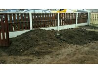 Topsoil, free on collection.