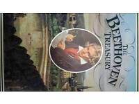 The Beethoven treasury vinyl